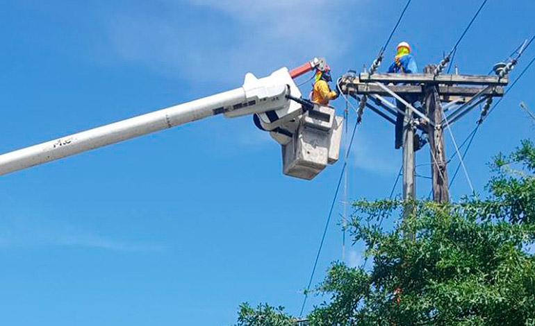 Gobierno y sector privado firman acuerdo energ tico for Clausula suelo firma acuerdo privado